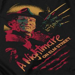 Nightmare On Elm Street Freddy Claws Shirts