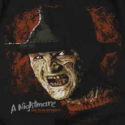 Nightmare On Elm Street Freddy Krueger Shirts