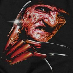 Nightmare On Elm Street Freddy's Face Shirts
