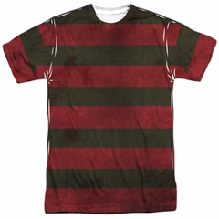 Nightmare On Elm Street Shirt Freddy Sweater Sublimation Shirt
