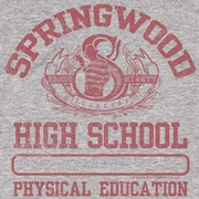 Nightmare On Elm Street Springwood High Shirts
