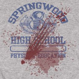 Nightmare On Elm Street Springwood High Victim  Shirts