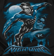 Nightwing DC Comics All Grown Up Shirts