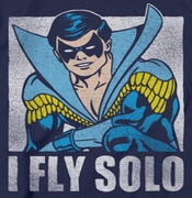 Nightwing DC Comics Fly Solo Shirts