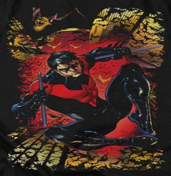 Nightwing DC Comics Nightwing #1 Shirts