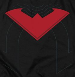 Nightwing DC Comics Nightwing 52 Costume Shirts
