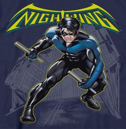 Nightwing DC Comics Nightwing Shirts