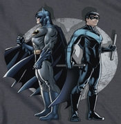 Nightwing DC Comics Spotlight Shirts