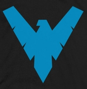 Nightwing DC Comics Symbol Shirts