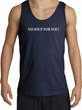 No Soup For You T-shirt - Adult Tanktop Tank Top Navy