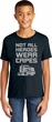 Not All Heroes Wear Capes Trucker Kids Soft Style T-Shirt