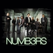 NUMB3RS T-Shirt - Numbers Cast Adult Black Tee Shirt