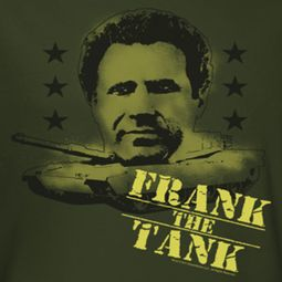Old School Frank The Tank Shirts