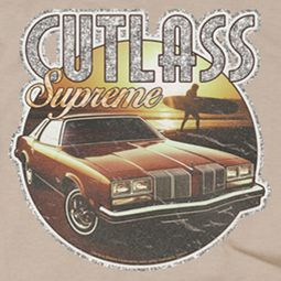 Oldsmobile Cutlass Supreme Shirts