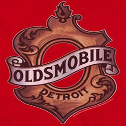 Oldsmobile Detroit Emblem Shirts