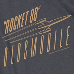 Oldsmobile Rocket 88 Shirts