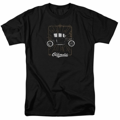 Oldsmobile Shirt 1912 Defender Black T-Shirt