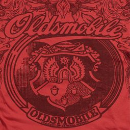 Oldsmobile Vintage Logo Sublimation Shirts