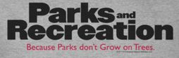 Parks And Recreation Logo Shirts