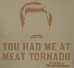 Parks And Recreation Meat Shirts