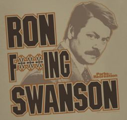 Parks And Recreation Ron Shirts