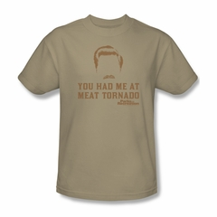 Parks And Recreation Shirt Meat Sand T-Shirt