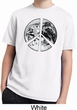 Peace Earth Kids Moisture Wicking Shirt