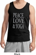 Peace Love & Yoga Tank Top