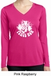 Peace Now Ladies Dry Wicking Long Sleeve Shirt