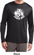 Peace Now Mens Dry Wicking Long Sleeve Shirt