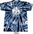 Peace Now Twist Tie Dye Shirt