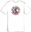 Peace Sign T-shirt - Give Peace A Chance Symbol Of Love Tee