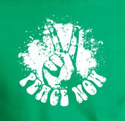 Peace Sign T-shirts - Now Symbol