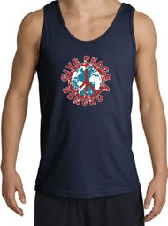 Peace Sign Tank Tops Give Peace A Chance World Tanktops
