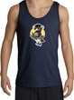 PENGUIN POWER Athletic Gym Workout Adult Tanktop - Navy