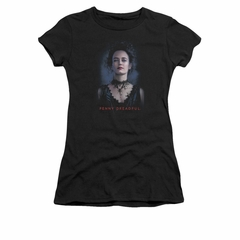 Penny Dreadful Shirt Juniors Vanessa Black T-Shirt