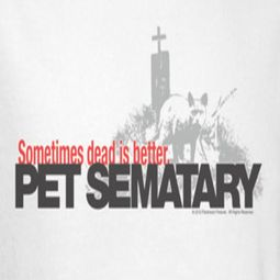 Pet Sematary Logo Shirts