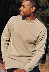 Pigment Dyed Long Sleeve T-shirts - Tee Shirts From Chouinard