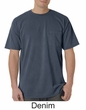 Pigment Dyed T-shirts with Pocket - Tee Shirts from Chouinard