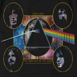 Pink Floyd Dark Side Heads Shirts