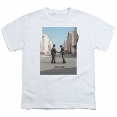 Pink Floyd Kids Shirt Wish You Were Here White T-Shirt