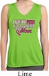 Pink for My Hero Ladies Sleeveless Moisture Wicking Shirt