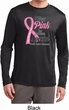 Pink For Someone Special Mens Dry Wicking Long Sleeve Shirt