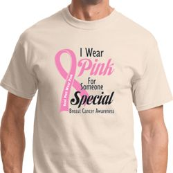 Pink For Someone Special Mens Shirts
