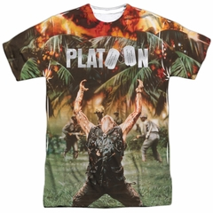 Platoon Key Art Sublimation Shirt