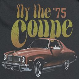Pontiac 75 Coupe Shirts