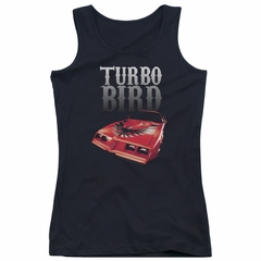 Pontiac Juniors Tank Top Turbo Bird Black Tanktop