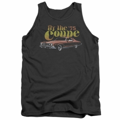 Pontiac Tank Top 75 Coupe Charcoal Tanktop