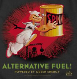 Popeye Alternative Fuel Shirts