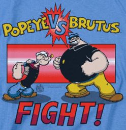 Popeye Fight Shirts